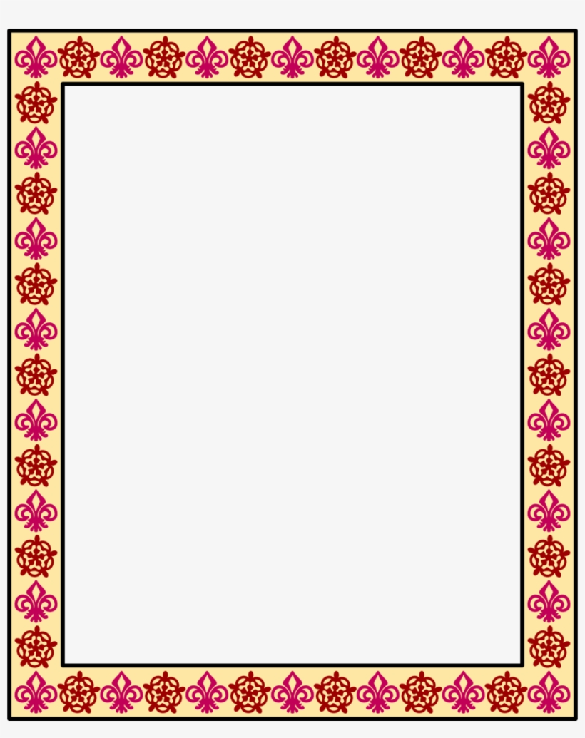 Download Free Medical Border Clipart Borders And Frames.