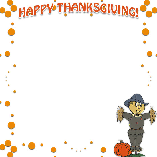 Free Thanksgiving Cliparts Borders, Download Free Clip Art, Free.
