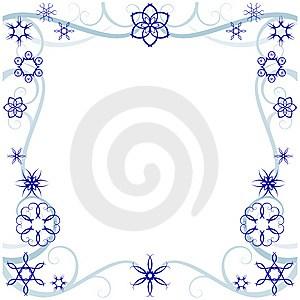 Free winter borders clipart » Clipart Portal.