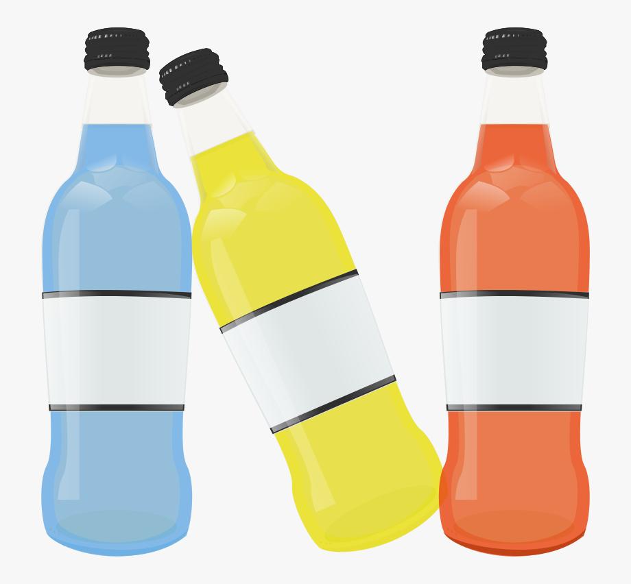Bottle Clipart Bottled Drink.