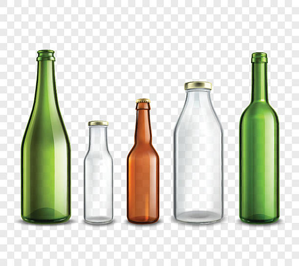 Glass bottle clipart » Clipart Station.