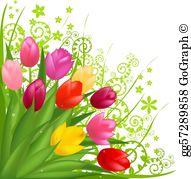 Bouquet Clip Art.
