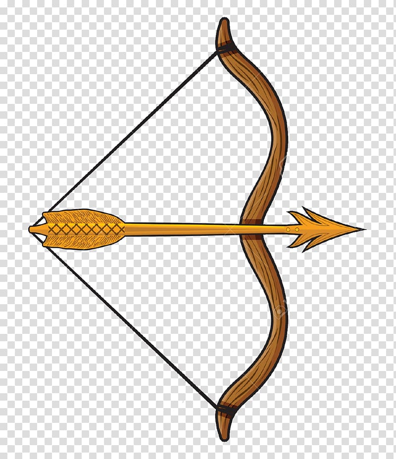 Bow and arrow Archery graphics, Arrow transparent background PNG.