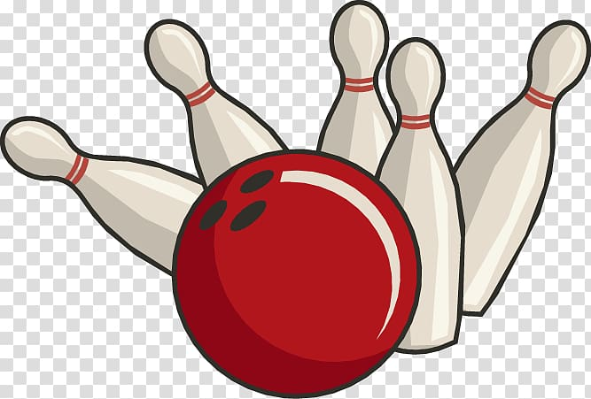 Bowling pin Animation Strike , Bowler transparent background PNG.