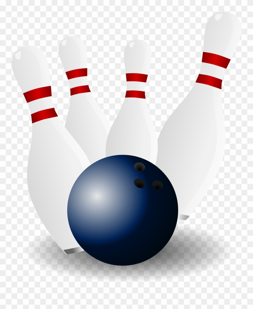 Bowling Free To Use Clip Art.