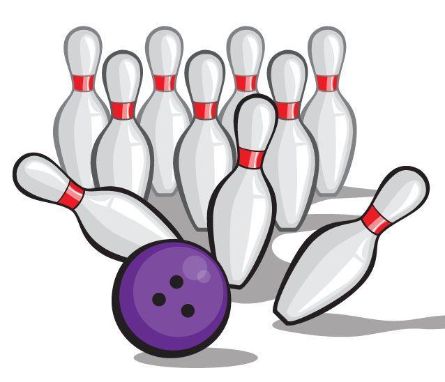 Free 5 pin bowling clipart idea 4 wikiclipart.