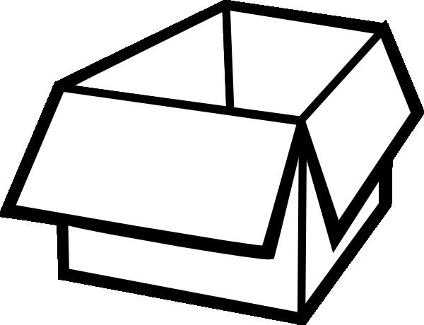 Box Outline Clip Art at Clker.com.
