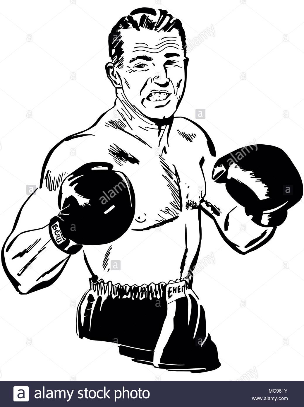 Professional Boxer.