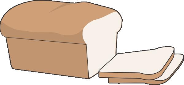 Loaf Of Bread Clip Art at Clker.com.