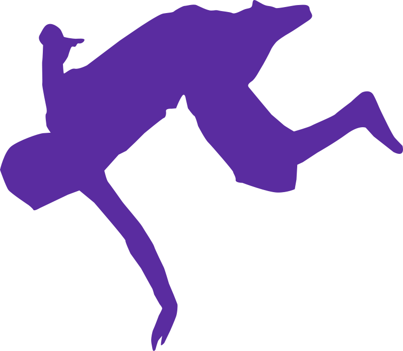 Free Clipart: Break dancer..