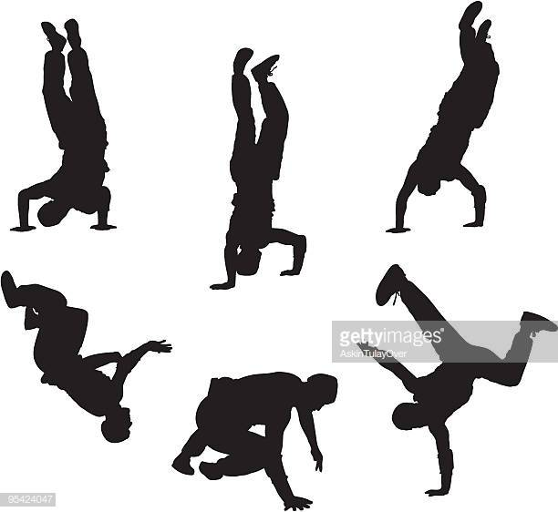 60 Top Breakdance Stock Illustrations, Clip art, Cartoons and Icons.