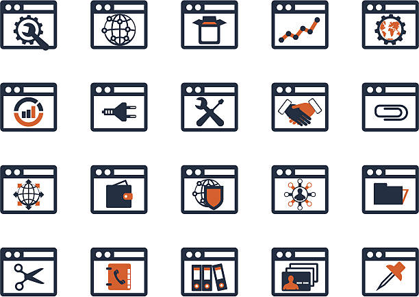 Wallet In Browser Clip Art, Vector Images & Illustrations.
