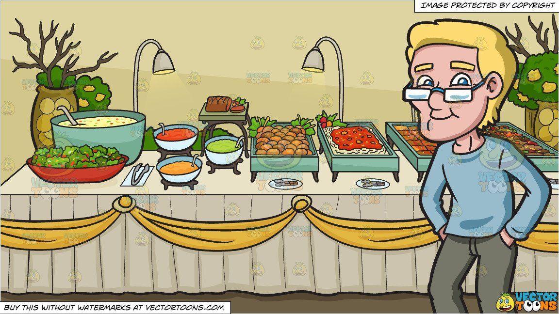 Clipart buffet food 5 » Clipart Portal.