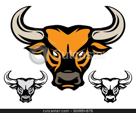 Clipart bulls head, Free Download Clipart and Images.