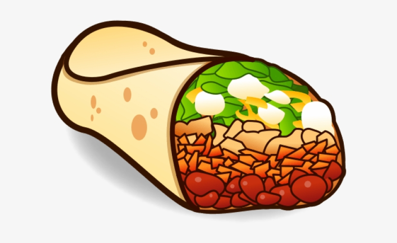 Chili Clipart Burrito Bowl.