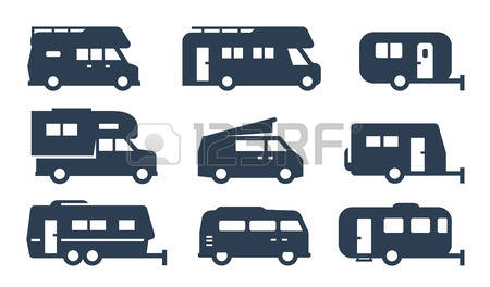 6,834 Camper Stock Vector Illustration And Royalty Free Camper Clipart.