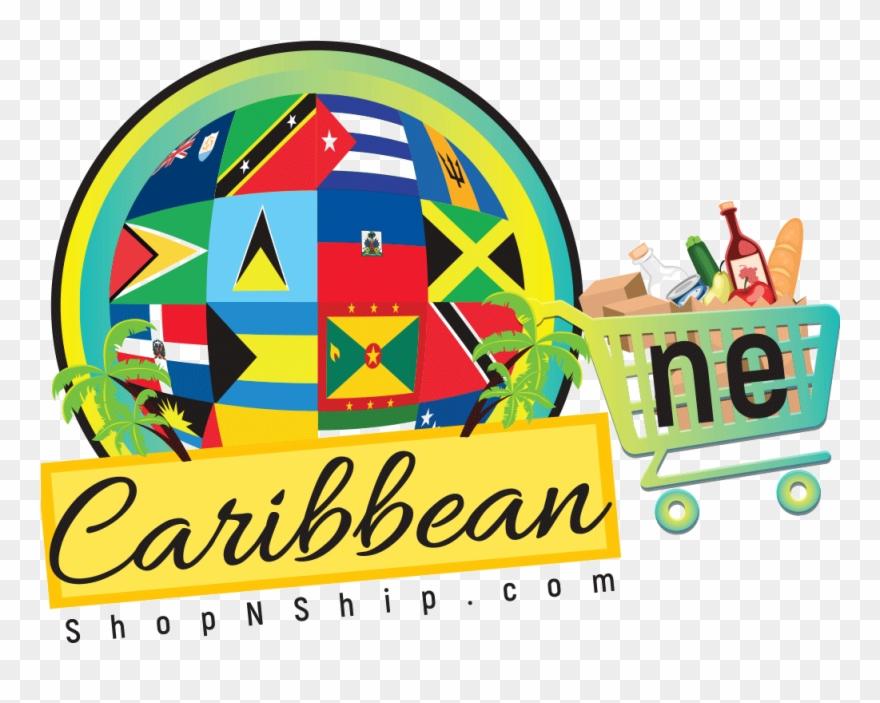 Caribbean Logo Clipart (#3461250).