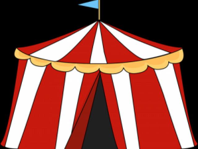 Carnival Tent Clip Art , Transparent Cartoon.