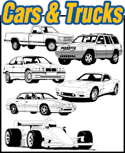 AdArt: Cars & Light Trucks by Innovative Clip Art.