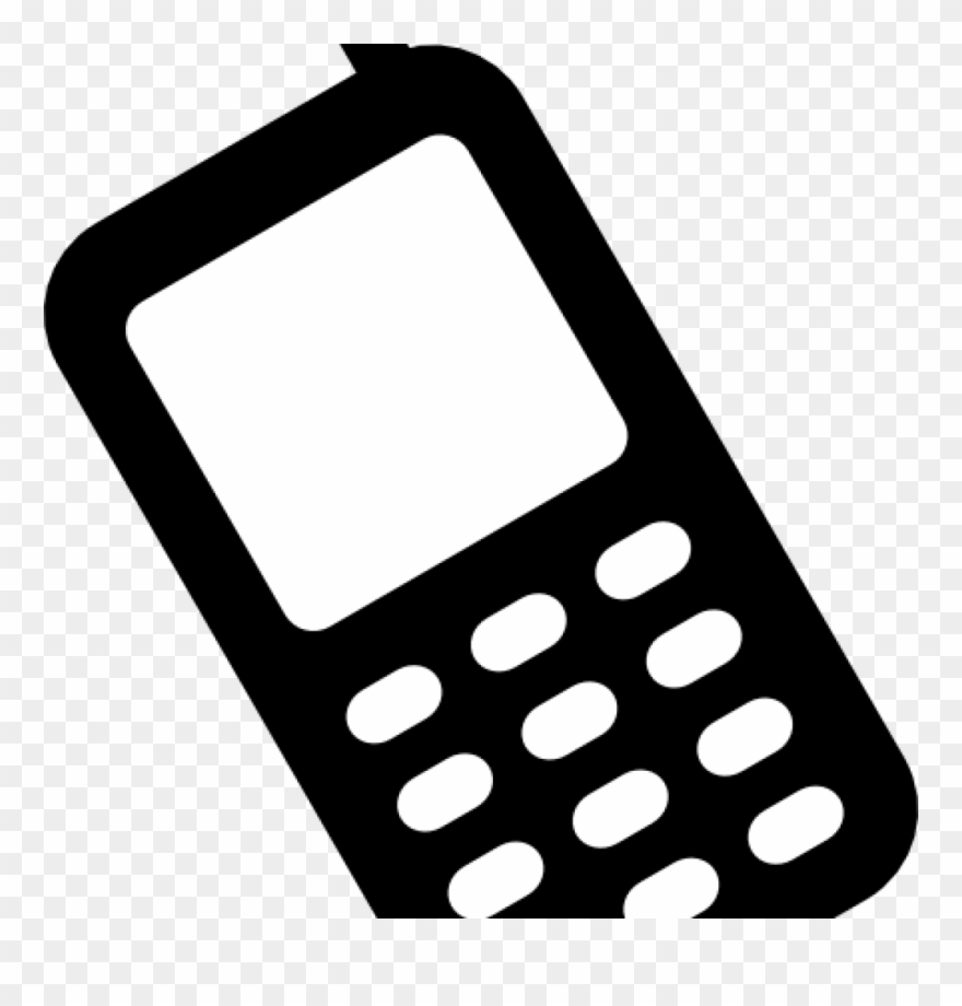 Black clipart cellphone for free download and use images in.
