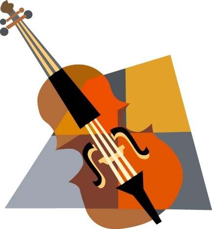 Clipart cello 1 » Clipart Portal.