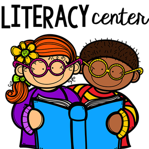 Literacy Center Clipart & Free Clip Art Images #12837.