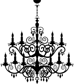 Alphem clipart chandelier light for free download and use images in.