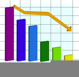 Charts Graphs Stock Market Clipart.