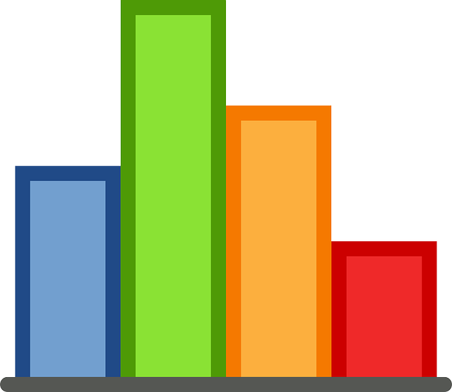 flat, icon, bar, graphics, statistics, chart, graph.
