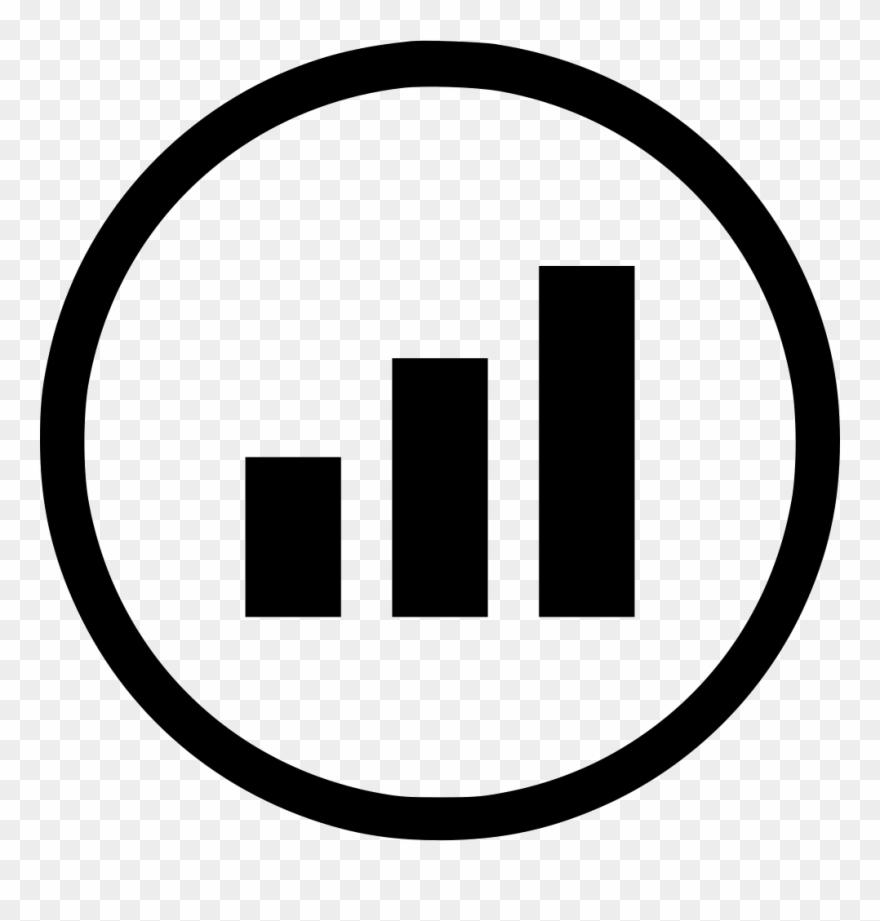 Chart, Graph, Statistics Icon.