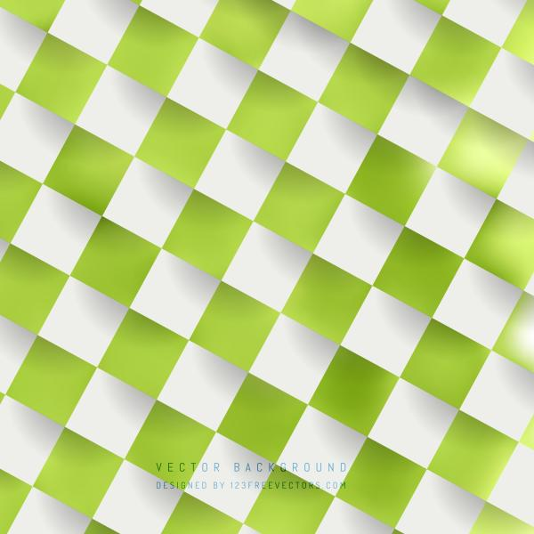 Green Checkerboard Background Clip art.