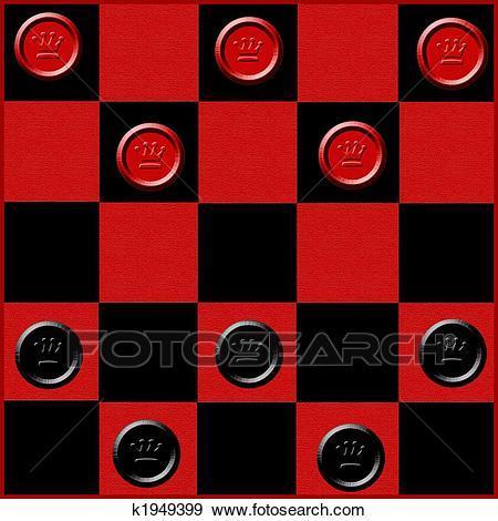 Checkers clipart 6 » Clipart Portal.