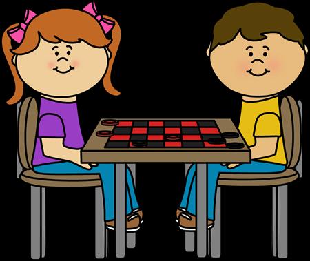 Checkers Cliparts.