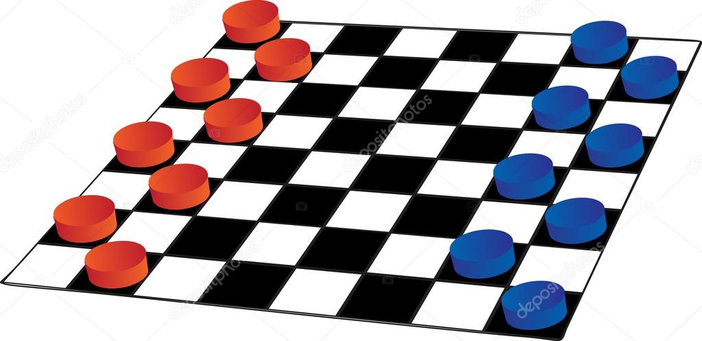 Checkers clipart 4 » Clipart Station.