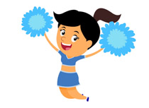 Cheerleader Clipart & Look At Clip Art Images.