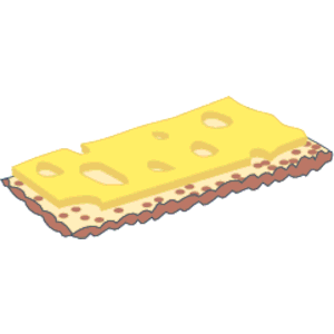 Cheese Crackers clipart, cliparts of Cheese Crackers free download.