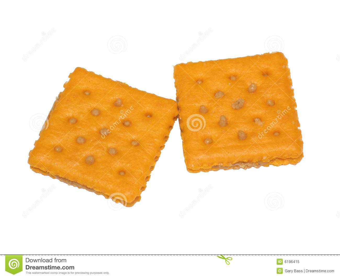 Cheese crackers stock image. Image of peanut, products.