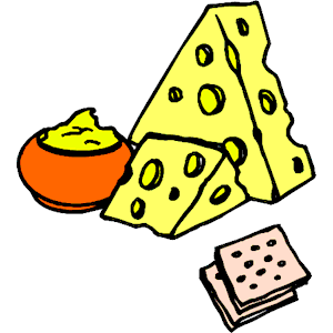 Cheese and crackers clipart » Clipart Portal.