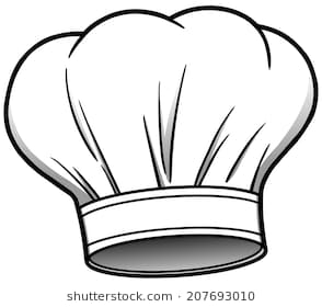 Clipart chef hat 5 » Clipart Station.