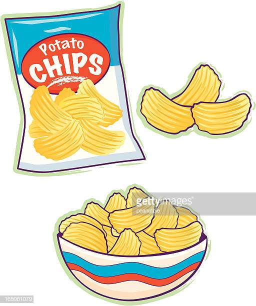 60 Top Chips Stock Illustrations, Clip art, Cartoons, & Icons.
