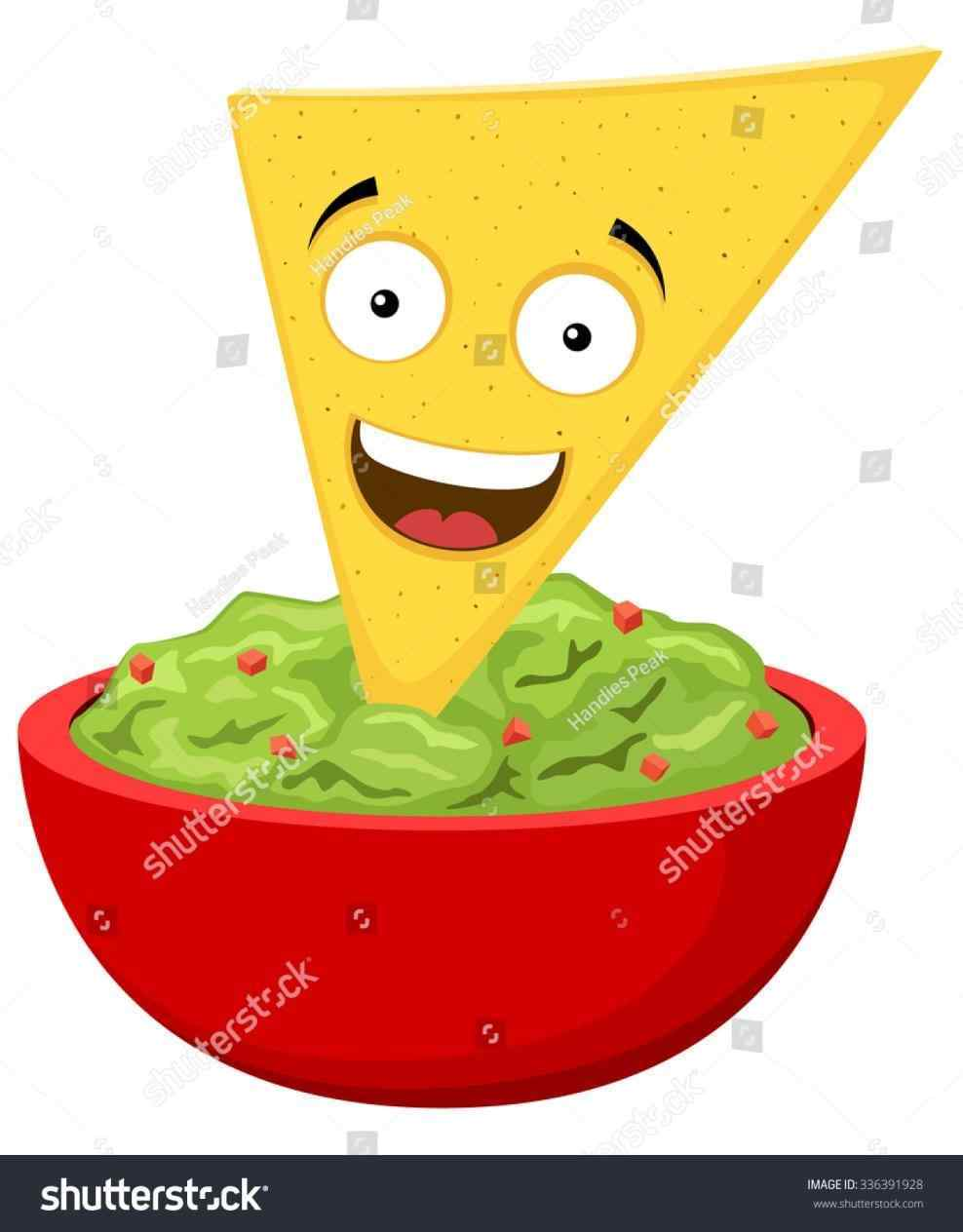 Free collection of Chips clipart chip guacamole. Download.
