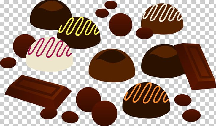Chocolate Truffle Chocolate Bar White Chocolate PNG, Clipart.