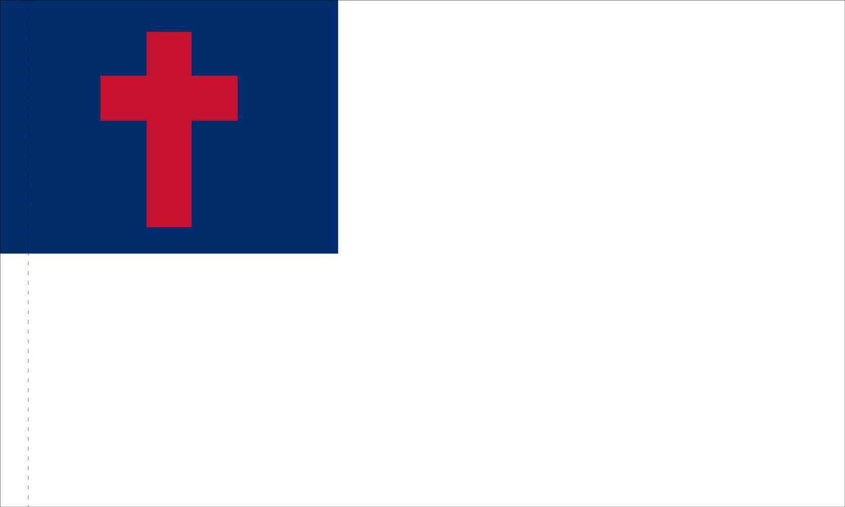 Christian Flag.