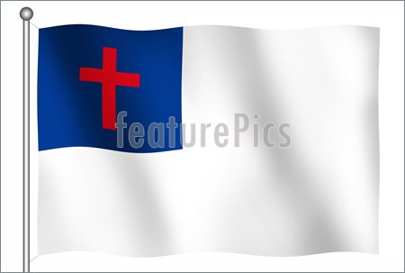 Stock Images: Christian Flag Images Free.