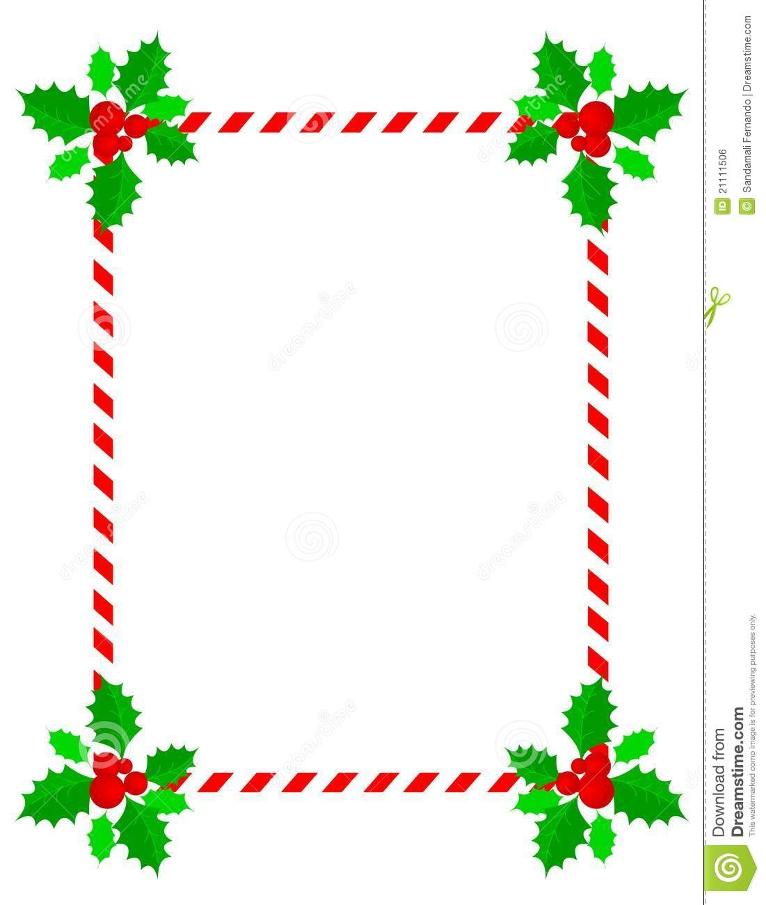 Christmas clipart borders frames clipartsgram.