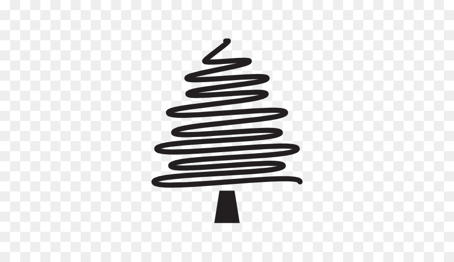 Christmas Tree Line Drawingtransparent png image & clipart free download.