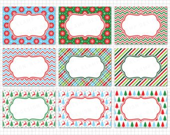 Clipart Christmas Gift Tags ✓ The Christmass Gift Inspirations.