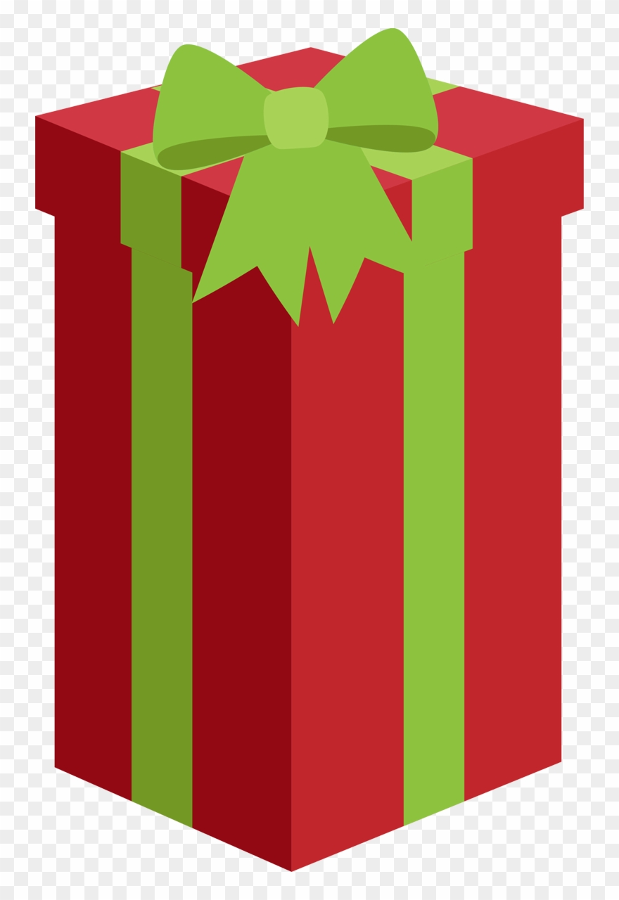 Christmas Present Clip Art.