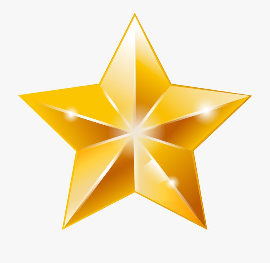 Clip Art Christmas Star Vector.