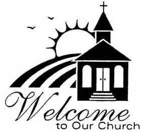 Welcome To Church Clipart.
